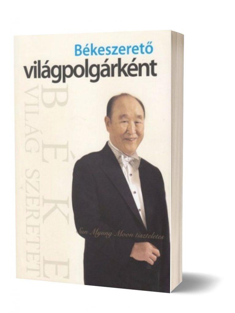 A Békeszerető Világpolgárként könyv képe