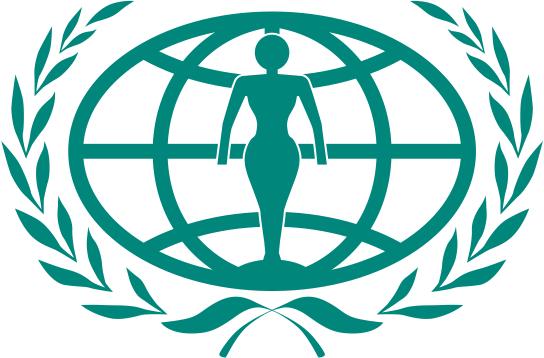 Nők Világbéke Szövetsége logo